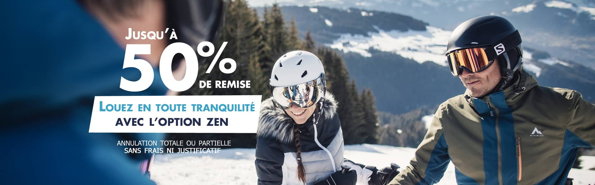 Location ski Intersport La Joue du Loup